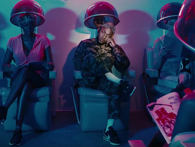 Kendrick Lamar lanza nuevo single, \'Humble\', con un espectacular ...