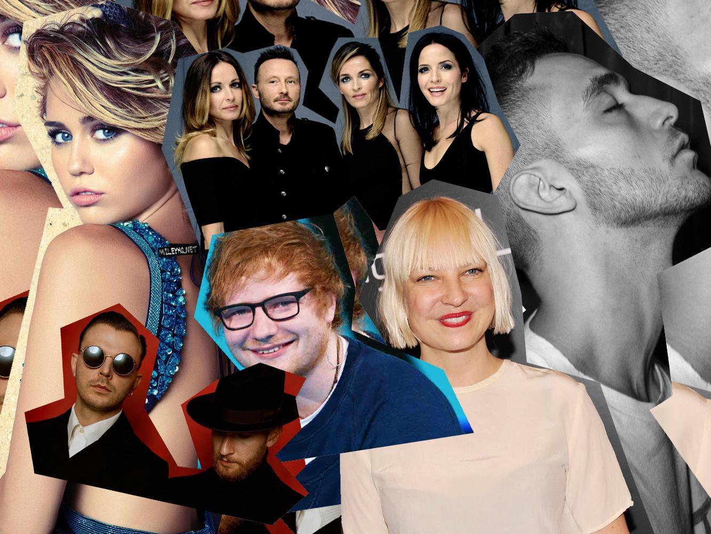 MUSIC FRIDAYS | Lo nuevo de Demi Lovato, The Corrs, Ed Sheeran o Las Cyrus
