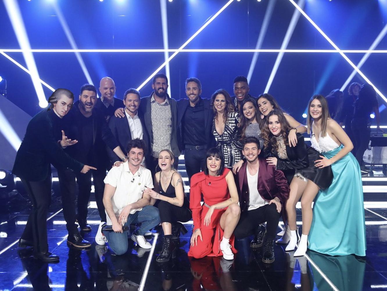 OT18 : Gala Eurovisión | Resultados, valoraciones y muchísimo cringe en la pantalla de TVE