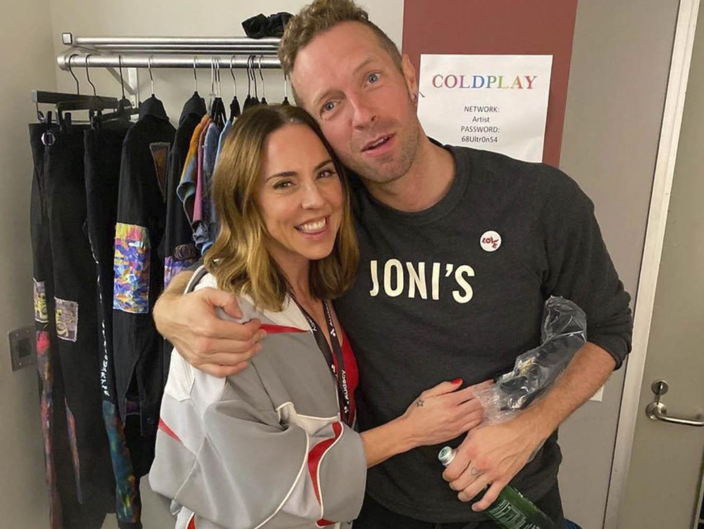 Coldplay y Melanie C tocan '2 Become 1', aunque Chris Martin se hace la picha un lío